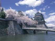 高島城〜春〜
