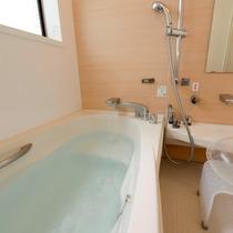 ワンコ同宿コテージ お風呂一例