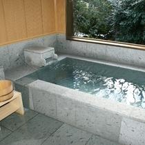 伊豆石風呂一例