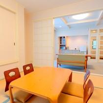 デラックスタイプ 和室一例