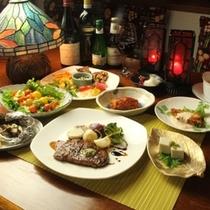 夕食 全体-r