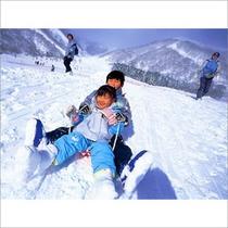 家族でスキーを楽しもう