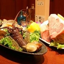 網焼香房「輪」 料理イメージ