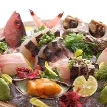 和琉ダイニング 『 an-non(あんのん) 』 〜 新鮮な県産魚のお造り