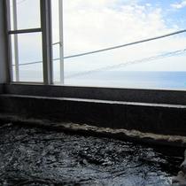 極楽の湯 【展望風呂】 ※温泉ではございません。