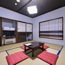 *別館和室(客室一例)/ご家族やグループでのご宿泊に◎畳のお部屋で団欒のひと時をお過ごし下さい。