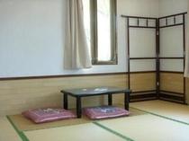 和室の写真です(8畳)