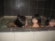 ご家族で貸切風呂