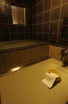 貸切風呂 畳