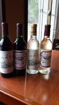 信州産 ワイン