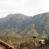 津黒山(秋)