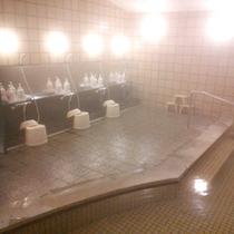 *大浴場(洗い場)