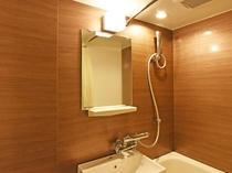 【禁煙ルーム】スタイリッシュで使いやすいバス・トイレ
