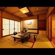 【客室一例・蘭】[10畳和室+広縁(畳]