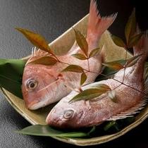 鯛の唐蒸し③