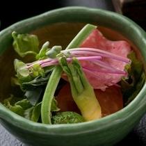 朝食の野菜94