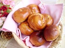 朝食・自家製パン