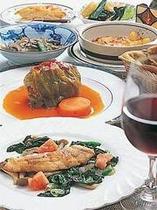 ママシェフが腕をふるう欧風家庭料理