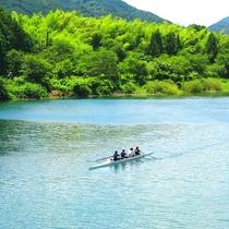 奥伊勢湖のレガッタ