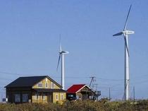 ファームイン「まぶりっと」と風力発電