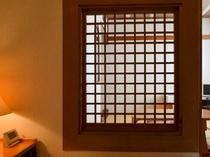 和室タイプは広く長期滞在の方に人気です