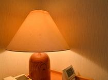 レトロな雰囲気のインテリアが特徴の和室