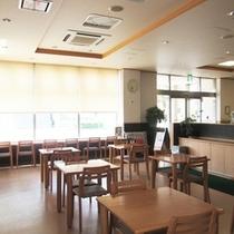 【朝食会場♪2】