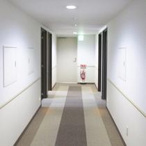 【お部屋の廊下♪】