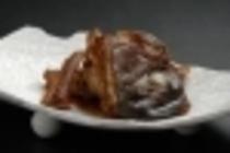 鯛のあら煮:鯛の頭、ごぼう