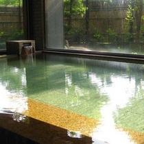 霧島温泉郷丸尾温泉の豊富な源泉をお楽しみいただけます。