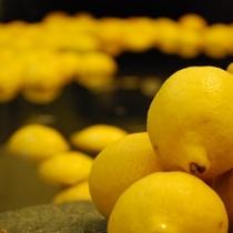 貸切温泉檸檬風呂レモン
