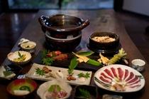 九州山河料理会席1