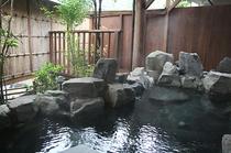 ばん屋の露天風呂①