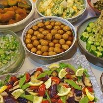 ★野菜不足のアナタへ♪自慢の大皿おばんざいはビタミンたっぷり☆ヘルシー野菜で身体の中からキレイに☆