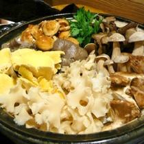 秋の味覚★きのこ鍋