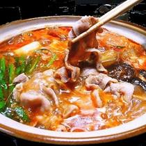 【大山豚キムチ鍋】