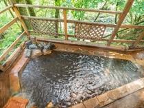 露天風呂・ゆうひの湯