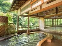 露天風呂・きりの湯