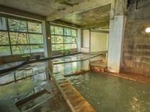 館内風呂・おおやいし風呂