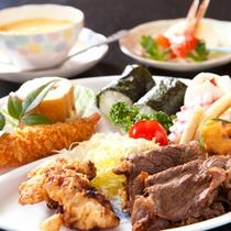 【お料理】別府の幸を堪能