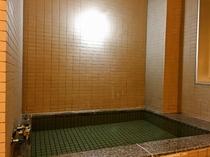 鱗晃荘のお風呂