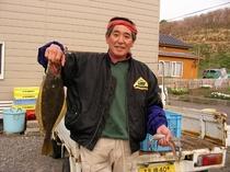 ある日の漁模様
