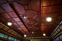 大広間天井