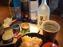 奄美大島の本格黒糖焼酎
