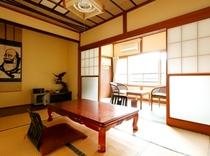 部屋(桜)