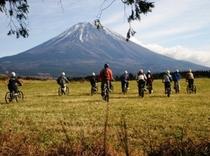 マウンテンバイク(富士山)