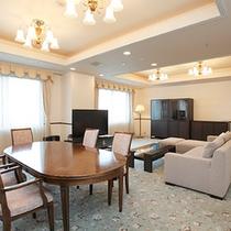 【部屋】那須岳を望むロイヤルスイートルーム