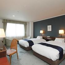 【部屋】ロイヤルスイート寝室イメージ