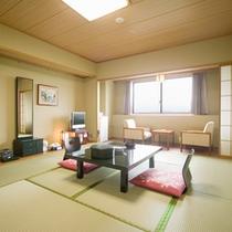 【部屋】ゆったり寛げる広々和室10畳