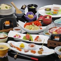 春の日本料理(イメージ)